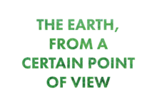 The Earth, from a certain point of view | Chris Haske